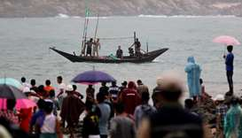Bodies, debris from missing army plane pulled from sea off Myanmar