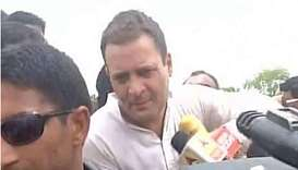 India's Rahul Gandhi arrested amid farmers protest
