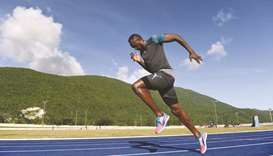 Jamaican speedster Bolt says retirement will just be a joy