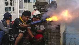 Nicaragua violence rages as prospect of crisis talks hangs in limbo