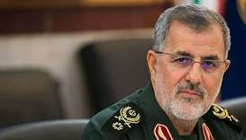 Iran's Revolutionary Guards kill six who crossed border from Iraq