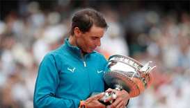 Nadal claims record-extending 11th French Open title