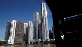Singapore business district hit by rare power outage