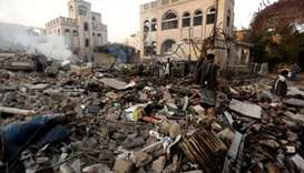 Some Saudi-led air strikes in Yemen 'may be war crimes'