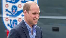 UK's Prince William to meet Netanyahu, Abbas on landmark Middle East trip