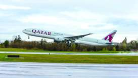 Boeing to deliver Qatar Airways newer generation 787s, 777s from 2019