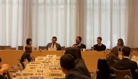 Qatar chairs TRIMs meet at WTO in Geneva