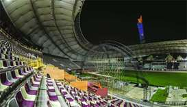 AZF to open fan zone at Khalifa Stadium on Friday