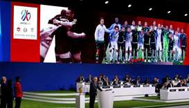 The joint bid of United States, Canada and Mexico to host the 2026 FIFA World Cup
