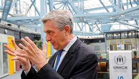 United Nations High Commissioner for Refugees Filippo Grandi