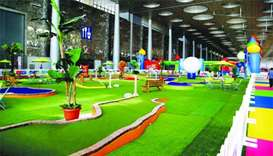 Summer Entertainment City brings fun-filled shows for Eid holidays