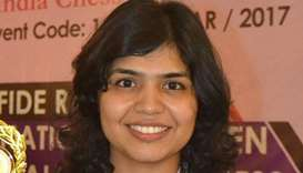 Indian woman chess star boycotts Iran event over headscarf law