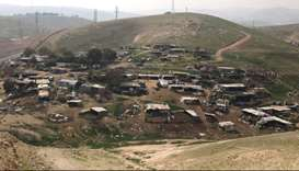 UK urges Israel not to demolish Khan al-Ahmar village east of Jerusalem