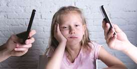 Technoference impacts kid's emotional well-being