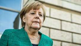 Merkel's government frays as migrant row festers in Germany