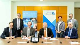 Qeeri, Belgian tech firm ink pact to develop water, energy solutions for region