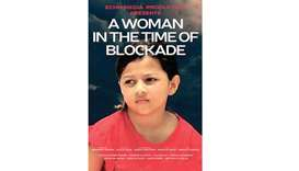 A Woman In The Time Of Blockade highlights Qataris' moral strength
