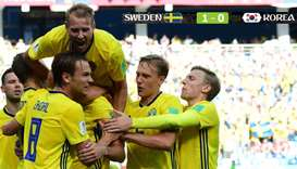 Sweden beat South Korea 1-0 with VAR penalty at the World Cup