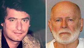 "Steven DiSarro(L), James ""Whitey"" Bulger"