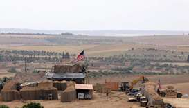 Syrian, Iraqi forces say US bombs military border positions, US denies