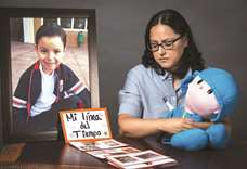 Parents of children killed in Mexico quake want justice