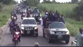Boko Haram jihadists attack military base in NE Nigeria