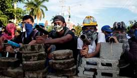 Nicaragua death toll hits 100 as Ortega vows to remain