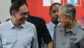 Anwar: Australia 'complicit' in Malaysia corruption