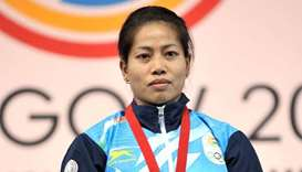 India to challenge star weightlifter's doping suspension