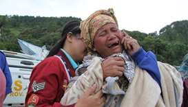Search on for dozens missing after Indonesian ferry sinks