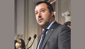 Italy's Salvini sparks outcry over Roma census proposal