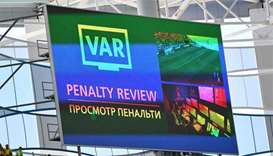 FIFA 'extremely satisfied' with VAR and refereeing