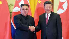 Kim Jong Un hails 'unity' with China in new visit