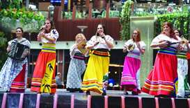 Portugal Week features world-renowned '7 Saias' at Mall of Qatar