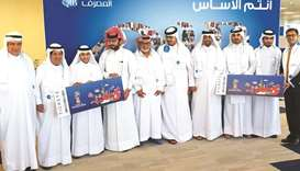 QIB 2018 FIFA World Cup prize winners leave for Russia