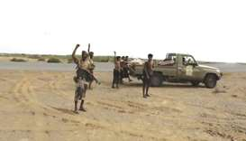 Yemeni forces seize airport from rebels