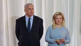 Netanyahu's wife charged with fraud, justice ministry says
