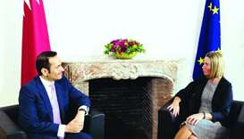 FM meets EU official