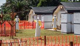 Five new Ebola cases in DR Congo: authorities