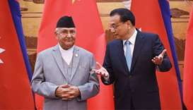 China, Nepal to build Tibet-Kathmandu rail link