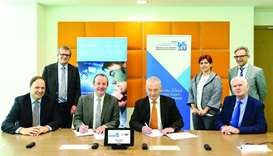 Qeeri, Vito sign pact to develop smart water, energy solutions