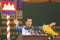 Hun Sen 'finds recipe' for victory in Cambodian poll