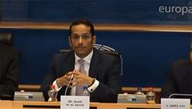 Qatar stresses region's need for resolving differences through dialogue