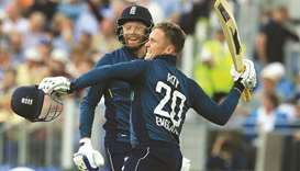 'New level of intensity' as England reach for whitewash