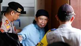 Indonesian cleric gets death sentence for militant attacks