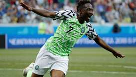 Nigeria's 'Lionel Musa' warns Argentina he is not their hero