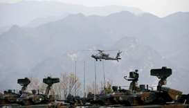 Pentagon suspends war games with South Korea