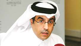 HE the Chairman of the National Human Rights Committee (NHRC) Dr Ali bin Smaikh al-Marri.