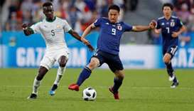 Honda hits late Japan leveller to blow World Cup group wide open