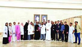 HMC receives award for excellence in life support